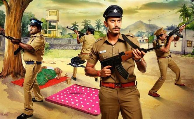 Naalu Policeum Nalla Irundha Oorum Review - Potential that is only partially fulfilled