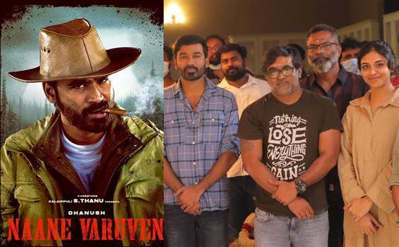 Naane Varuven begins filming with a pooja!