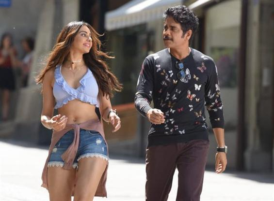 Nagarjuna, Rakul Preet starrer Manmadhudu 2 Trailer