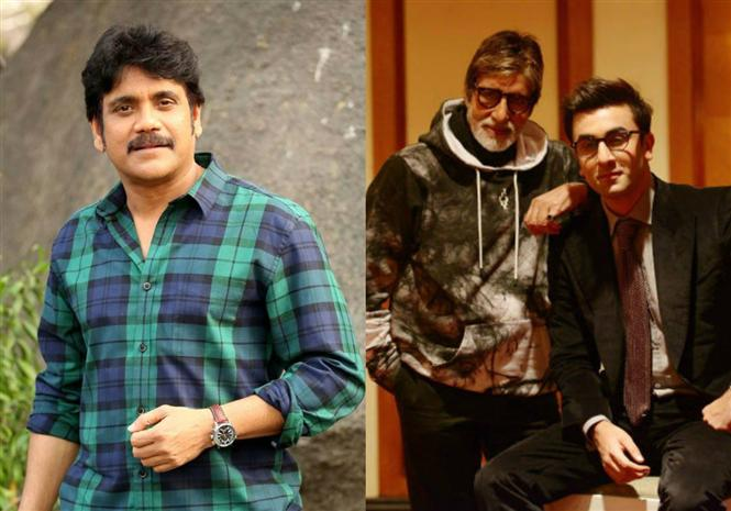 Nagarjuna returns to Bollywood with Amitabh Bachchan, Ranbir Kapoor starrer Brahmastra!