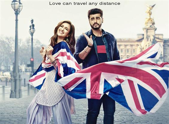 Namaste England New Posters ft Arjun Kapoor, Parineeti Chopra