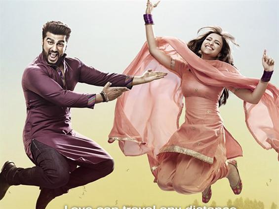Namaste England New Trailer feat. Arjun Kapoor, Parineeti Chopra