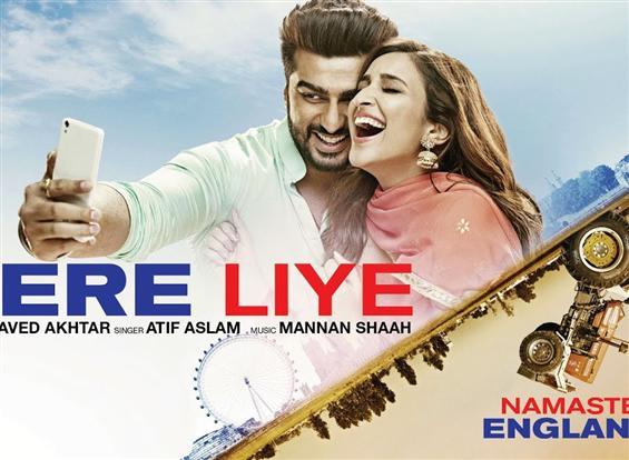Namaste England: Tere Liye video song feat. Arjun Kapoor, Parineeti Chopra