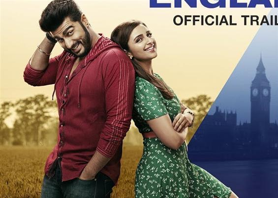 Namaste England Trailer feat. Arjun Kapoor, Parineeti Chopra