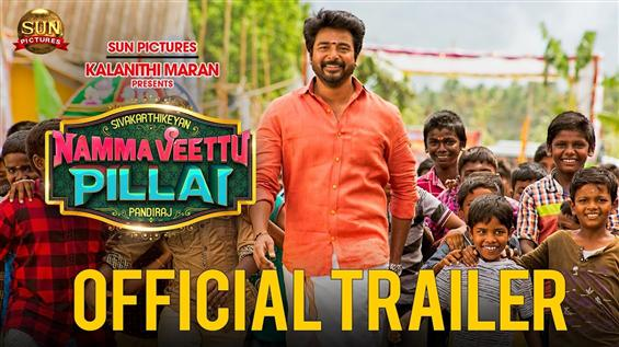 Namma Vettu Pillai Trailer