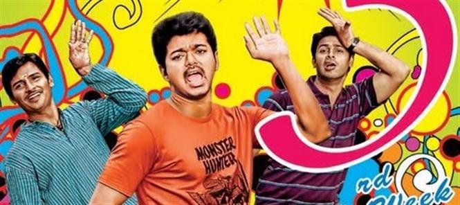 Nanban Telugu (Snehitudu) gets mixed response