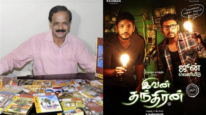 National Award Winner Dhananjayan Govind turns distributor with Ivan Thanthiran