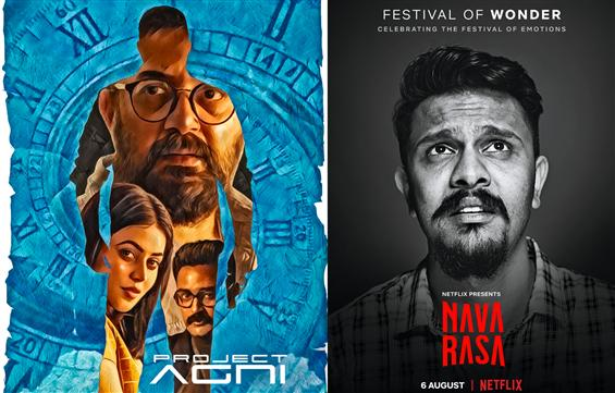 Navarasa: Karthick Naren reveals details about Pro...