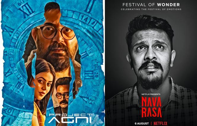Navarasa: Karthick Naren reveals details about Project Agni!
