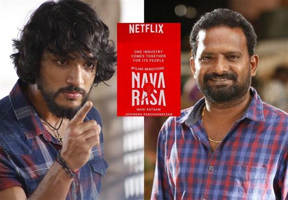 Navarasa: Ponram directs Gautham Karthik in Netfli...