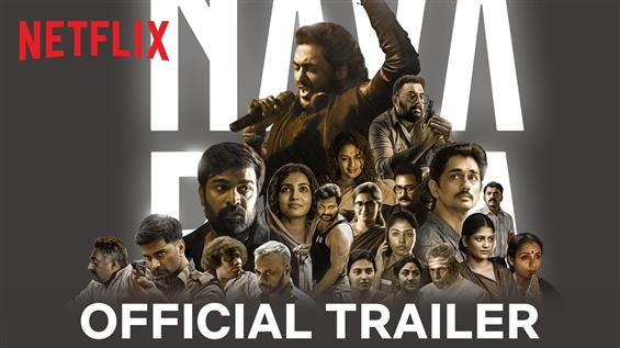 Navarasa Trailer - A Cornucopia of stars & emotion...
