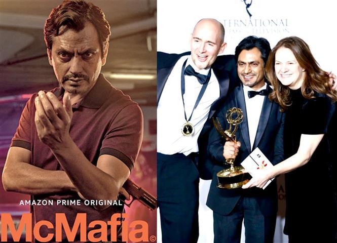 Nawazuddin Siddiqui ecstatic about McMafia's Emmy 2019 win!