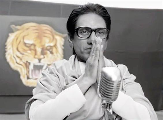 Nawazuddin Siddiqui's Thackeray Trailer