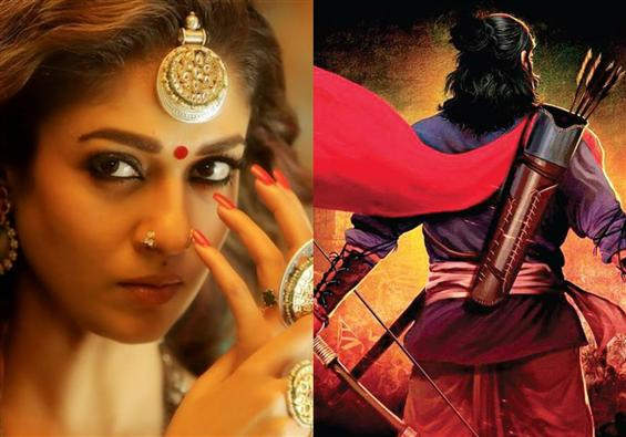 Nayanthara begins shooting for Sye Raa Narasimha R...