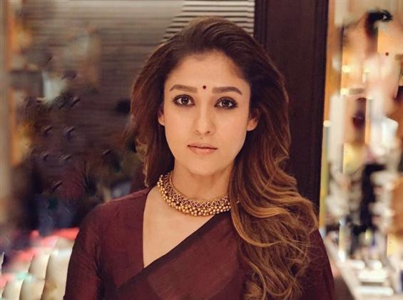 Nayanthara donates Rs. 20 lakh to Tamil Film Indus...