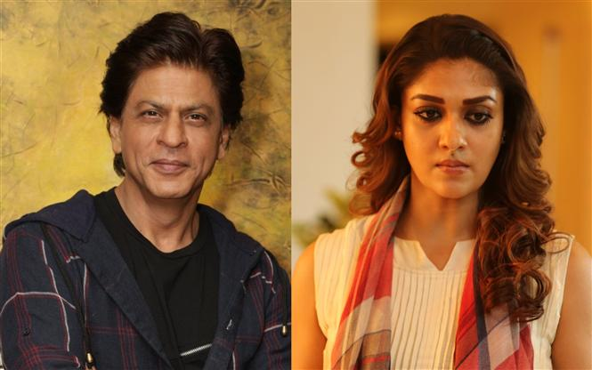 Nayanthara finalized for Shah Rukh Khan's action thriller!