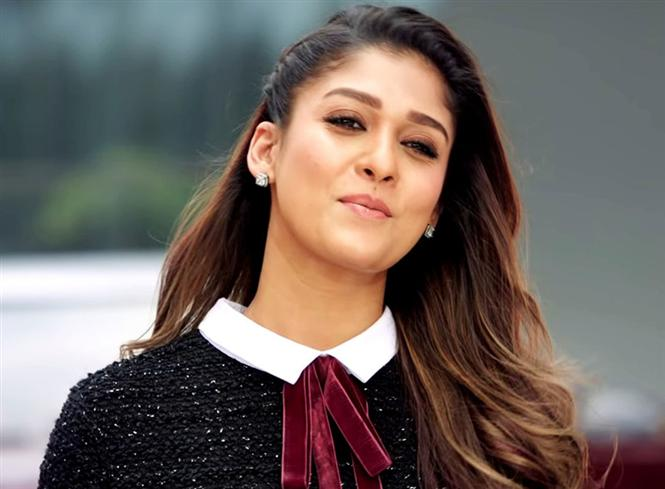 Nayanthara plays Angel in Thalapathy 63