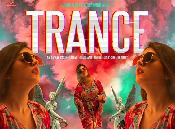 Nazriya Nazim's look in Fahadh Faasil's Trance rev...