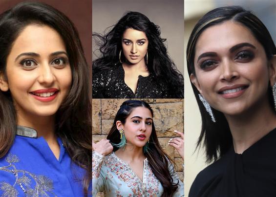 NCB summons Deepika Padukone, Rakul Preet, Shraddh...