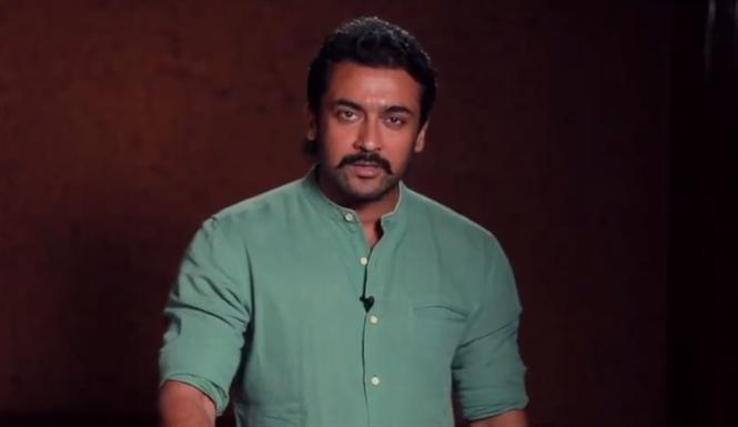 NEET suicides: Actor Suriya makes an emotional appeal for students to not end their lives!
