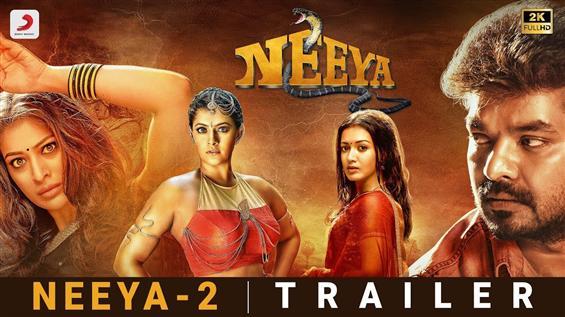 Neeya 2 Trailer feat. Jai, Catherine Tresa, Raai Laxmi, Varalaxmi Sarathkumar