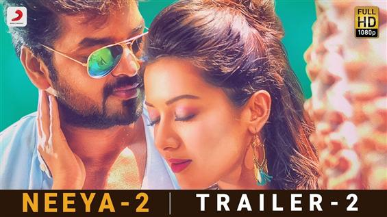Neeya 2 Trailer feat. Jai, Catherine Tresa