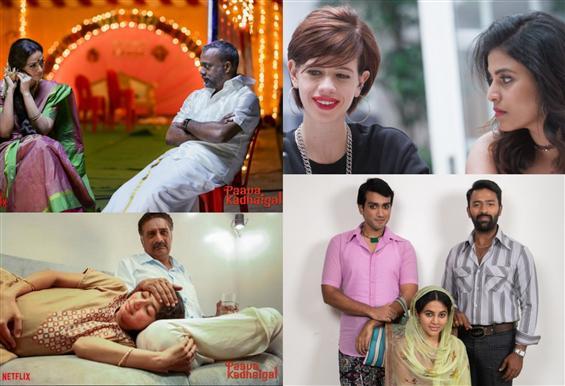Netflix Anthology Paava Kadhaigal - Cast & Crew Split Up Details!