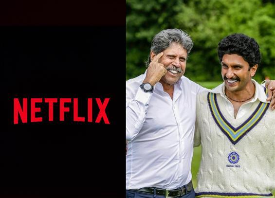 Netflix bags Ranveer Singh's 83!