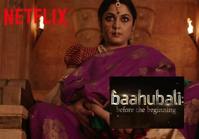 Netflix series announced for S.S. Rajamouli's Baahubali!