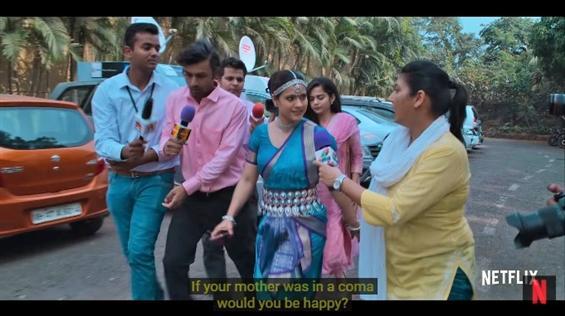 Netflix unveils Kajol starrer Tribhanga Trailer!