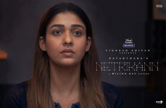 Netrikann: BTS, Sneak Peek of Nayanthara starrer