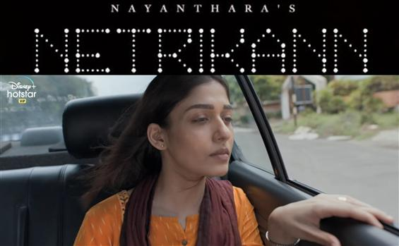 Netrikann from Aug 13 on Disney+HS! Trailer Out No...