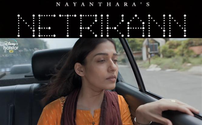 Netrikann from Aug 13 on Disney+HS! Trailer Out Now!
