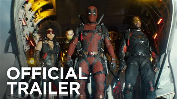 New Deadpool 2 Trailer reveals X Force mutants!