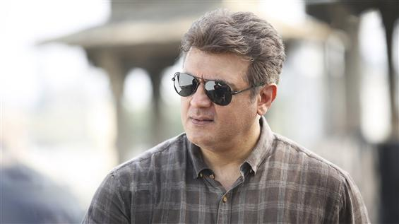 New stills from Valimai sends Ajith fans in a tizz...