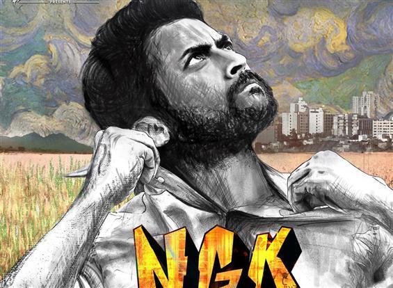 NGK New poster featuring Suriya