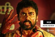 NGK Review - A political drama that derails midway! Image