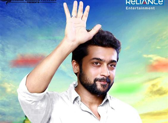 NGK team is waiting for Suriya to resume film shoo...