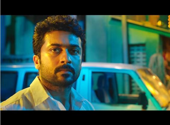 NGK Teaser starring Suriya