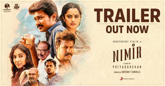 Nimir Trailer, Release date