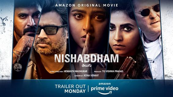 Nishabdham Trailer Release Date is Here!
