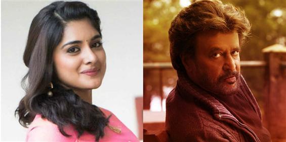 Nivetha Thomas reveals Rajinikanth's character nam...
