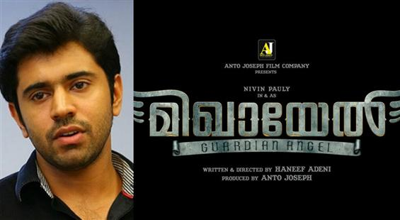 Nivin Pauly announces his next film Mikhael with Haneef Adeni
