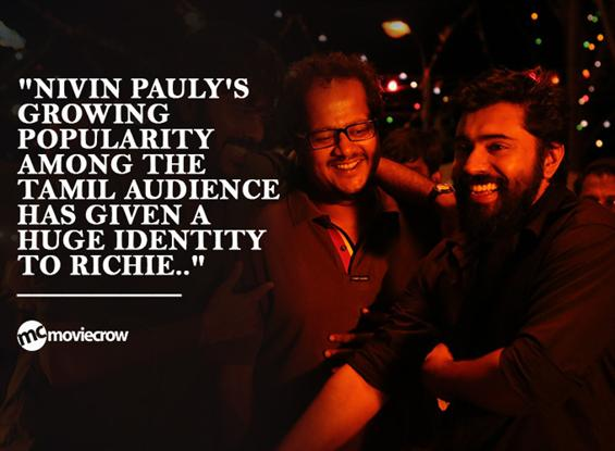"""Nivin Pauly's growing popularity among the Tamil ..."