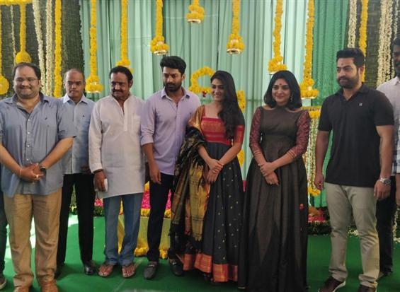 News Image - NKR16: Nandamuri Kalyan Ram, Nivetha Thomas and Shalini Pandey come together for a thriller film image