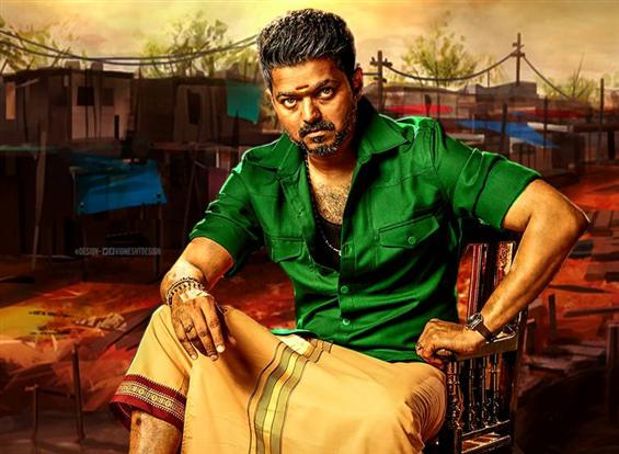 """No politics or political dialogues in Bigil"" says..."