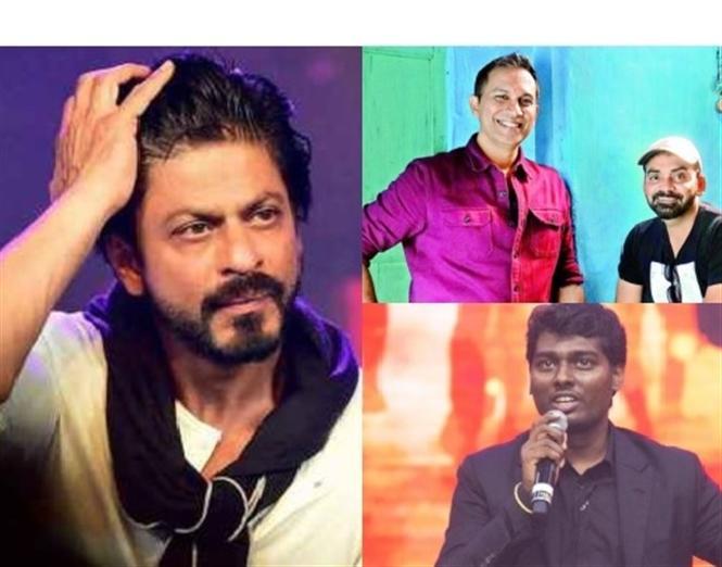 Not Atlee but SRK's next to be directed by Raj Nidimoru & Krishna D.K.!