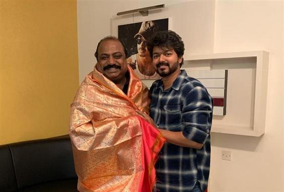 Not Vijay's Benami - Master Producer Xavier Britto Clarifies!