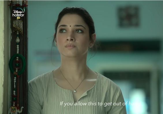November Story Trailer starring Tamannaah unveiled...