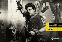 N.T.R Kathanayakudu Review - A Boringly Built-up Biopic Image